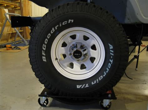 Jeep Yj Wheels Jeep Wheels Fitment Guide Spacers Adapters Cj Yj Tj