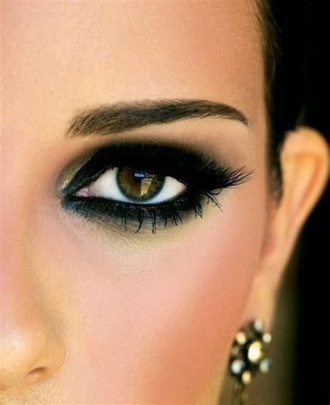 black eye liner how to get the smoky eye look wardrobelooks