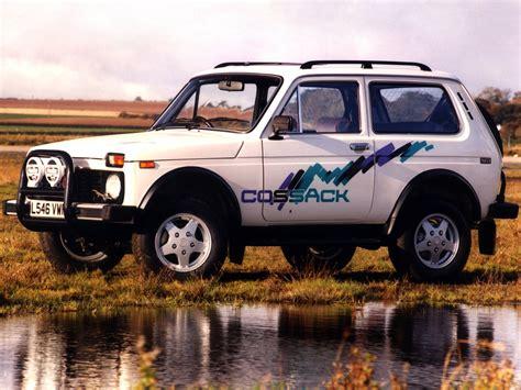 Lada Niva 1993 Lada Niva Cossack 4x4 21212 Uk Version 1993 Mad 4 Wheels