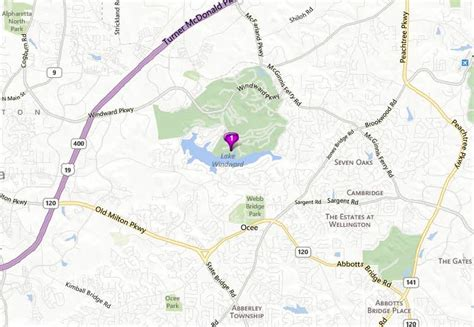 map of alpharetta bay pointe enclave windward alpharetta estates