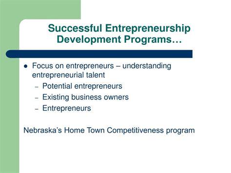 Entrepreneurship Mba Programs by Ppt The 3 Legged Stool Of Entrepreneurship Powerpoint