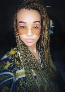 braide thin black hair 35 awesome box braids hairstyles you simply must try