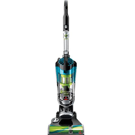 powerforce helix turbo bagless upright vacuum bissell