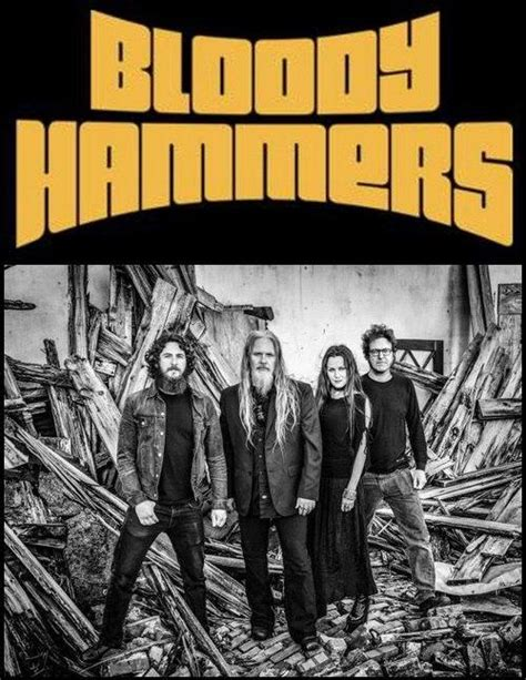 Bloody Hammers bloody hammers discography 2012 2016 doom