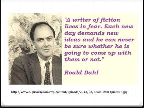 biography facts about roald dahl amazing author presentations roald dahl