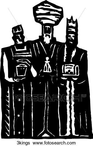 Clip Art of Three Kings 3kings - Search Clipart