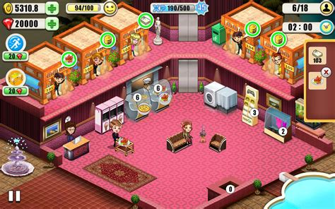 cara mod game hotel story resort tycoon apk v4 5 mod unlimited gems for android