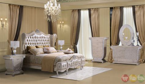 tufted bedroom set traditional button tufted sweetheart size bedroom