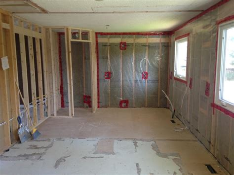 insulation  vapour barrier installation south regina
