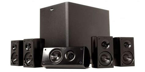 klipsch home theater system car interior design
