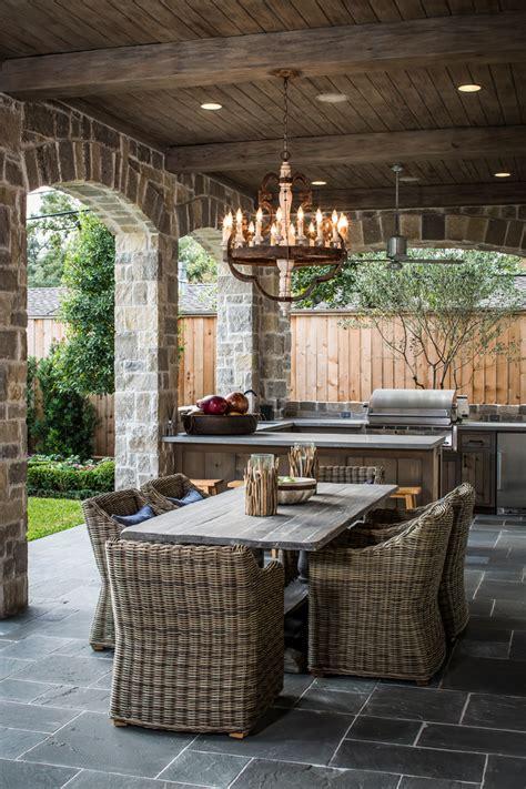 spring prep  creating  outdoor kitchen