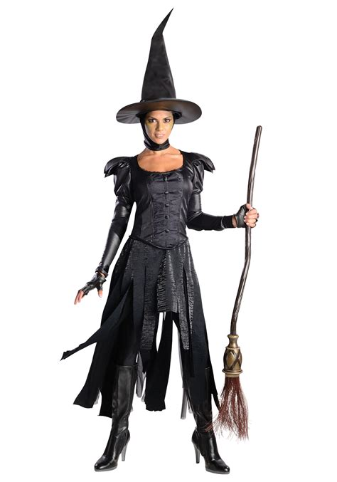wizard of oz wicked witch costume deluxe teen wicked witch of the west costume