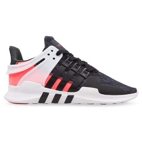 Adidas Eqt Support Adv Black White Premium Quality adidas eqt support adv black black turbo hype dc