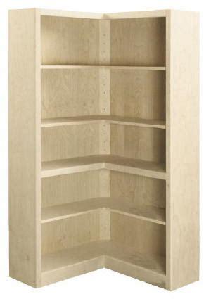 woodworking plans corner bookcase