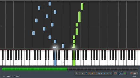 keyboard tutorial hallelujah rufus wainwright hallelujah shrek piano tutorial 1