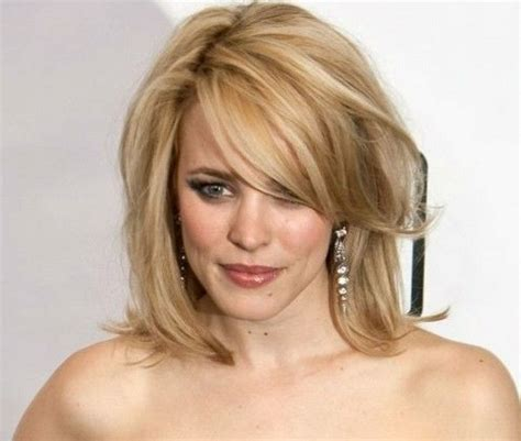 hairstyles for square face fat medium length haircuts for fine hair square face