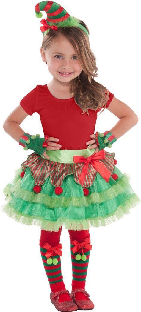 christmas costume ideas for teen girls child elf costume kit party city katherine adams