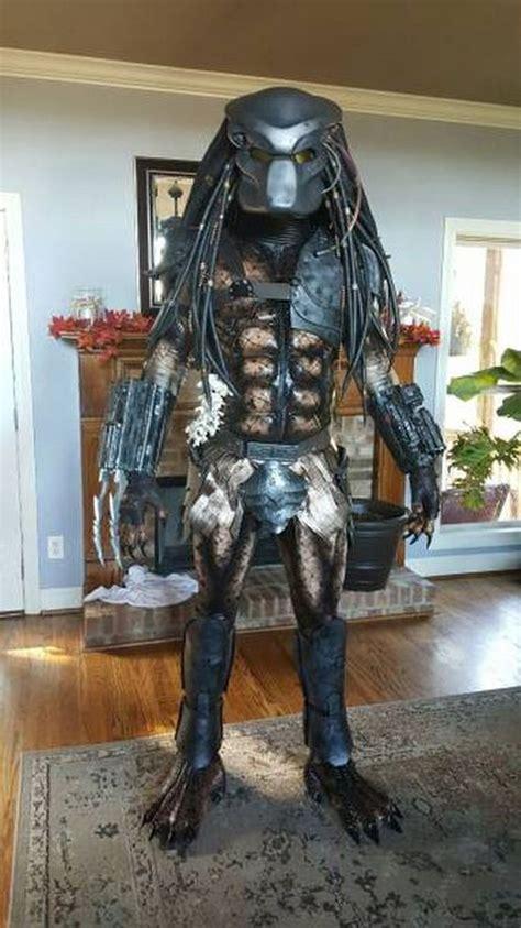 best predator costume cosplayer creates predator costume that looks just like