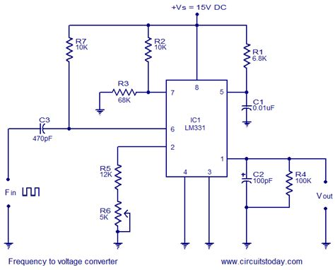Franking Credit Formula Ato frequency to voltage converter circuit diagram
