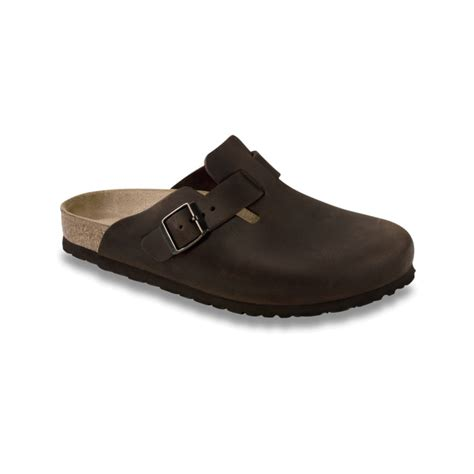 birkenstock clogs for birkenstock boston clogs in brown for habana