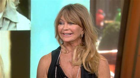 goldie hawn now photos goldie hawn turns 70 see actress talk motherhood kurt