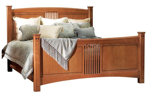 Stickley Headboard by Stickley San Francisco Sutton Place Bed