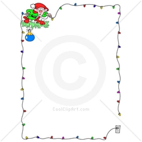 printable elf borders elf border clipart clipart suggest