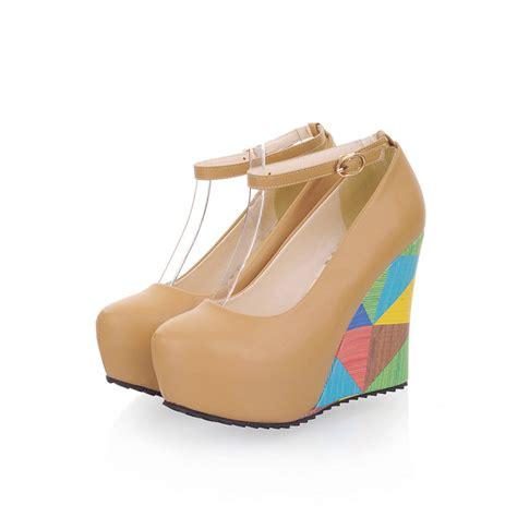 plataforma de jec 2016 zapatos de plataforma 2016