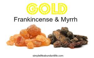 gold frankincense and myrrh a giveaway simple life