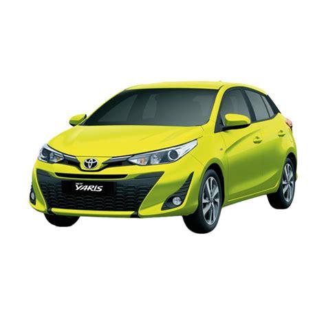 New Trd Sportivo Bantal Aksesoris Mobil jual toyota new yaris 2018 1 5 trd sportivo mobil citrus mica metallic uang muka kredit bca