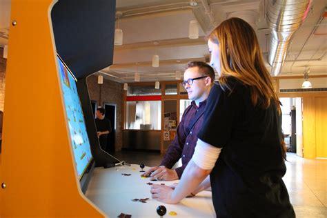 tisch future artists game design
