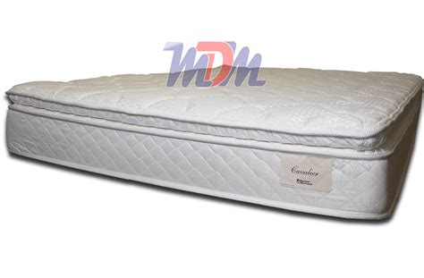Top Mattress by Cavalier Pillowtop Mattress Deal From Symbol