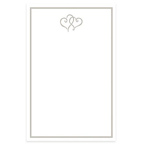 gartner thank you cards template gartner studios 174 invitation kit white with platinum