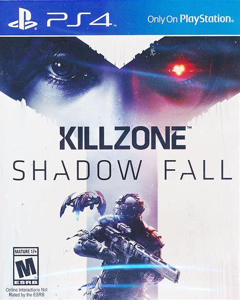 Killzone Shadow Fall Ps4 Reg 2 killzone shadow fall ps4 us