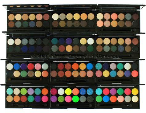 Eyeshadow Sleek sleek i 12 colours eyeshadow palette ebay