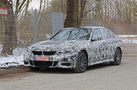 Bmw 3 Series 2019 Autocar by 2019 Bmw 3 Series G20 More M Performance Versions Due