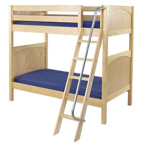 Maxtrix Bunk Beds Venti Bunk Bed In With Panel Bed Ends By Maxtrix 780 0