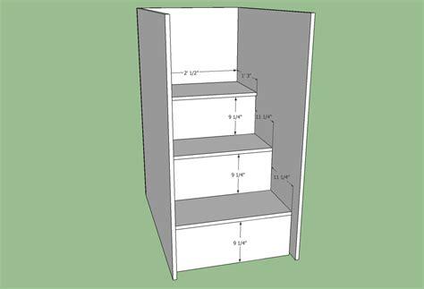 woodwork loft bed steps plans  plans