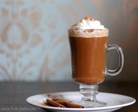 Starbucks Copycat Cinnamon Dolce Latte   Sober Julie