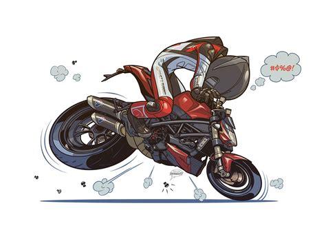 motorcycle industrys   april fools jokes