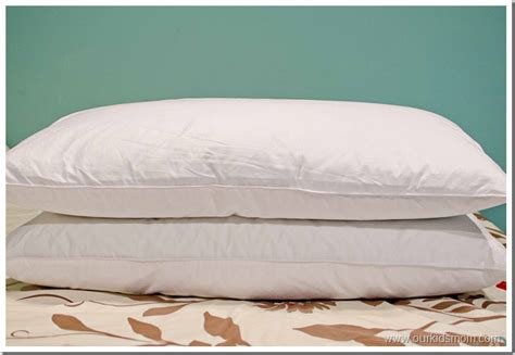 flat bed pillows refresh your bedroom choosing the right pillow