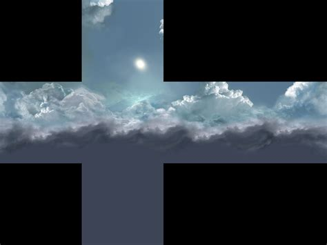 unity cubemap layout an exle skybox texture 1 pinterest textured painting