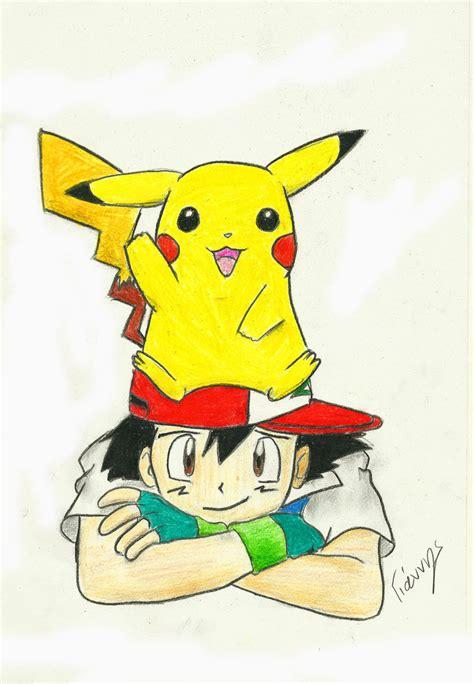 cute pikachu cute pikachu with hat by cute friends ash and pikachu by giannis ka on deviantart