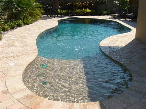 small in ground pools ideas cool landscaping ideas for pools salt water above