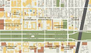 University Of Chicago Campus Map by Instructions For Heritage Map Facilities Services At The