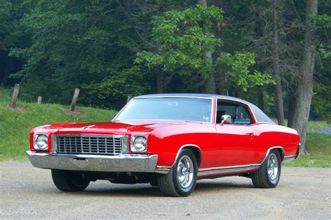 Modern Trim Molding by 1972 Chevrolet Monte Carlo Pictures History