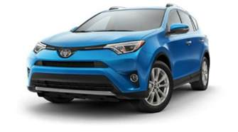 what colors does the 2017 toyota rav4 come in