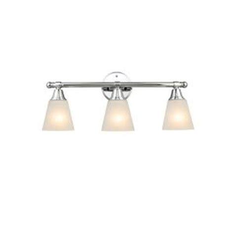 Hton Bay 3 Light Chrome Vanity Light Gjk1393a 4 Cr Hton Bay Lighting Fixtures Catalog