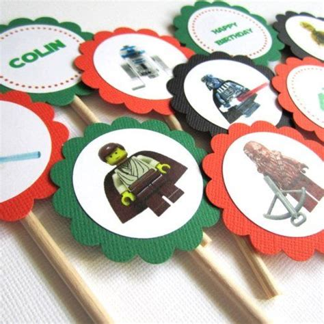 printable lego star wars cupcake toppers lego starwars printable cupcake toppers star wars