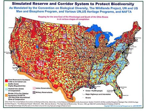 agenda 21 map of the united states agenda 21 population map for usa